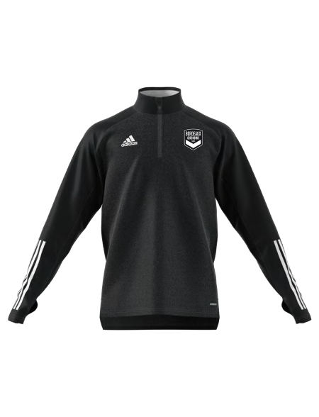 Sweat training adidas noir Adulte