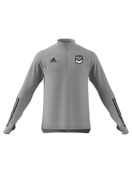 Sweat Training Adidas Gris Adulte