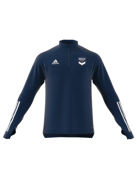 Sweat training adidas marine Adulte