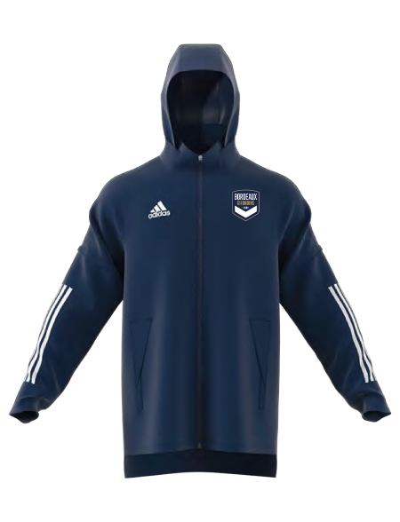 Coupe Vent Adidas Marine Adulte