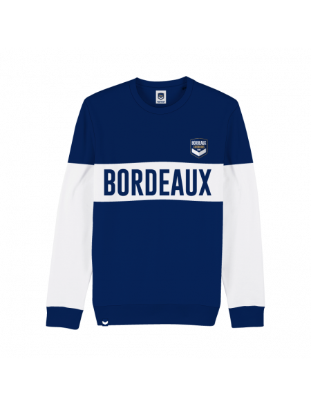 Sweat col rond Bordeaux Adulte