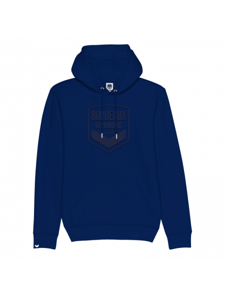 Sweat Capuche Logo Adulte