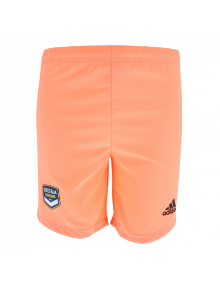 Short gardien orange Adulte 20/21