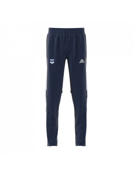 Pantalon training adidas marine Junior