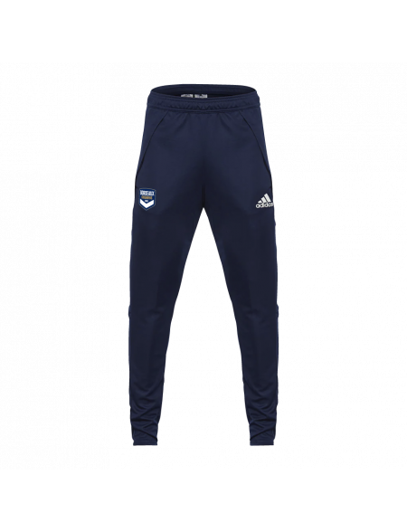 Pantalon training adidas marine Adulte