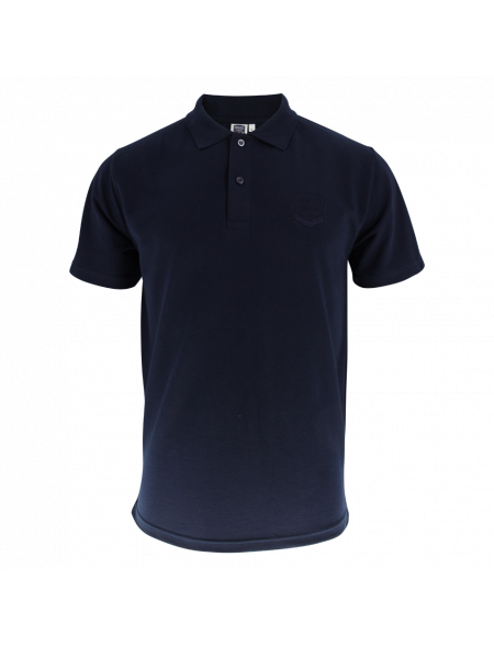 Polo Logo Marine Adulte