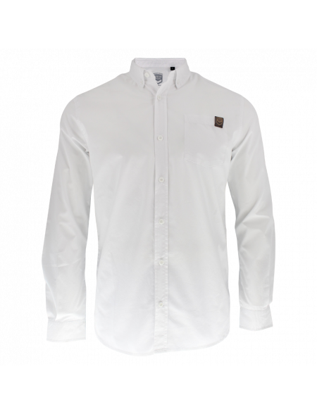 Chemise blanche club